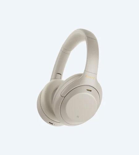 หูฟังไร้สาย Sony WH-1000XM4 Wireless Headphone เสียงดี