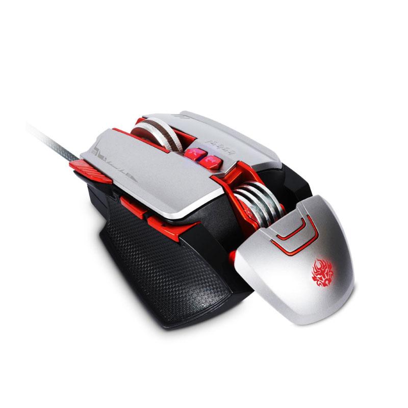 เมาส์ Tsunami GM-508 Macro 3200 DPI Gaming Mouse