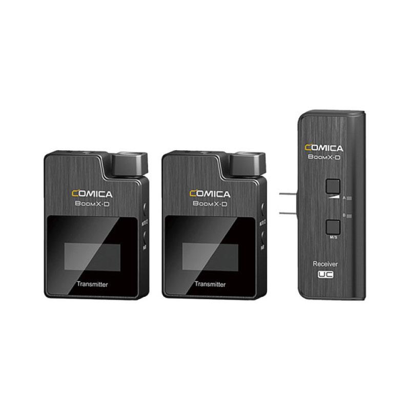 Comica Audio BoomX-D UC2 Wireless Microphone