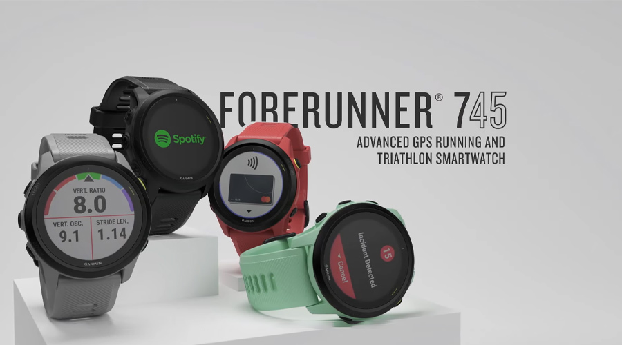Garmin Forerunner 745 Sport Watch ซื้อ-ขาย