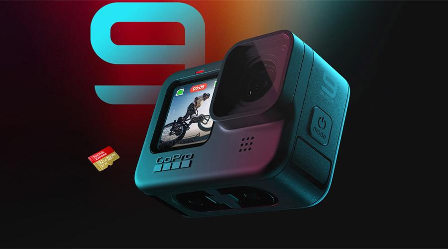 กล้อง GoPro Hero 9 Black รีวิว
