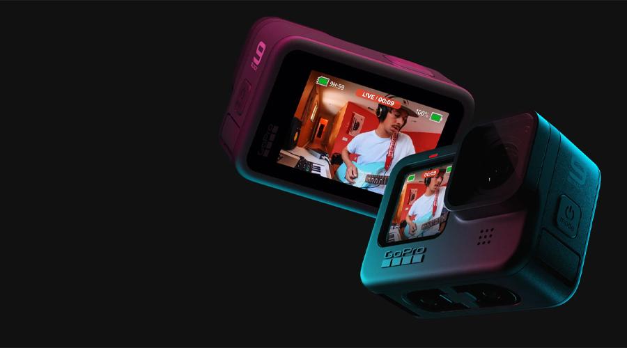 กล้อง GoPro Hero 9 Black ซื้อ-ขาย