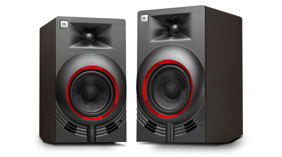 ลำโพง JBL NANO K4 Powered Reference Monitor Speaker (ต่อคู่) ราคา