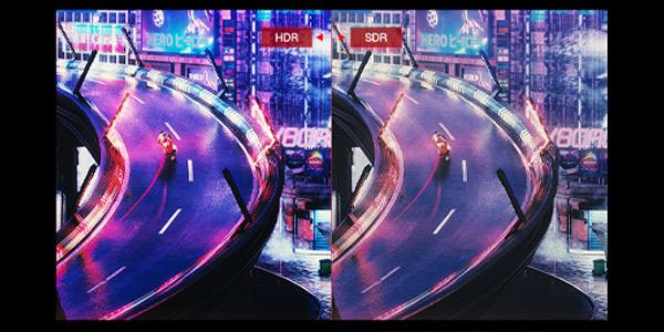 """จอคอม Asus ROG 43"""" VA Curved @ 120Hz XG43VQ Monitor PBP"""