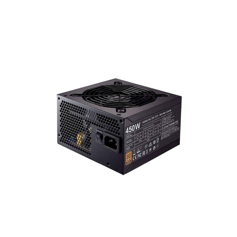 Power Supply Cooler Master 450W MWE Bronze 450