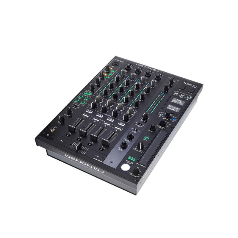 Denon DJ X1800 Prime DJ Mixer with Effects