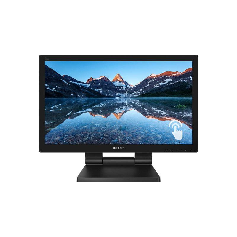"""จอคอม Philips 242B9T 23.8"""" IPS Monitor 60Hz จอสัมผัส"""