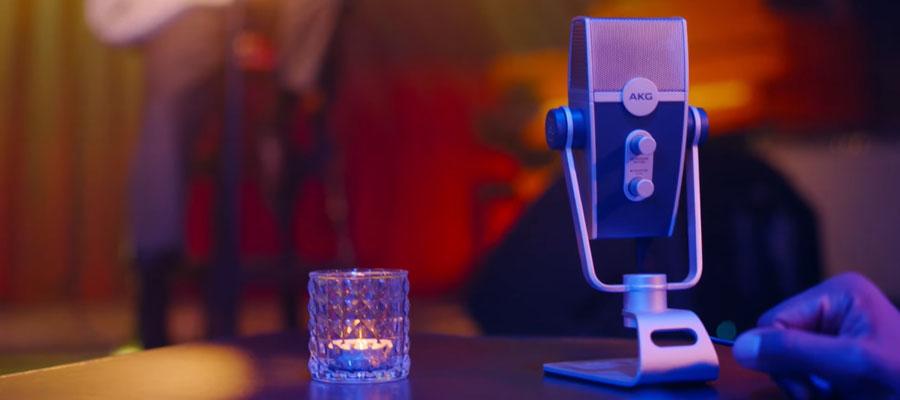 ไมโครโฟน AKG LYRA USB Microphone รีวิว