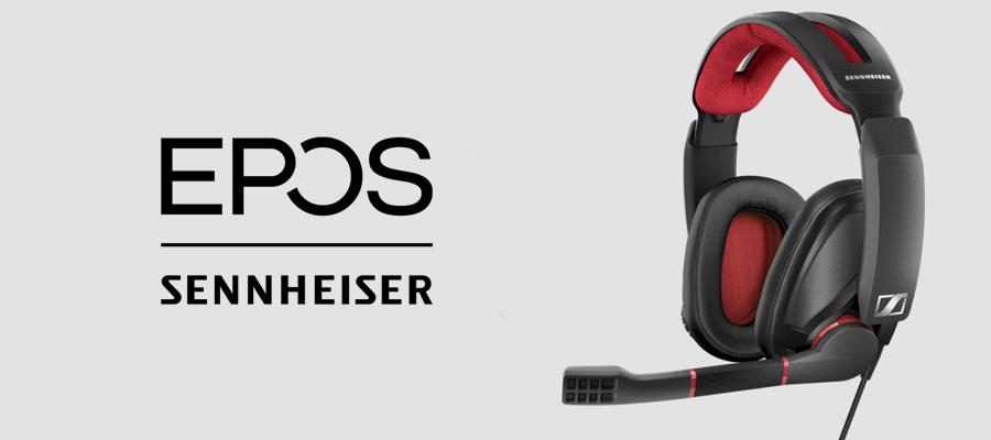 หูฟัง EPOS Sennheiser GSP 350 Headphone By Sennheiser รีวิว