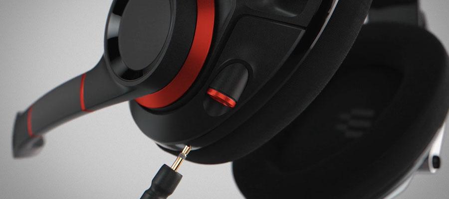 หูฟัง EPOS Sennheiser GSP 500 Headphone By Sennheiser ราคา ซื้อ-ขาย
