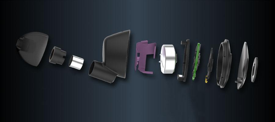 หูฟังไร้สาย Klipsch T5 II Sport MCLAREN Edition True Wireless ราคา