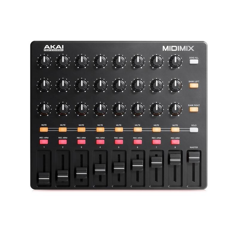 Akai MIDI MIX Portable DAW Controller