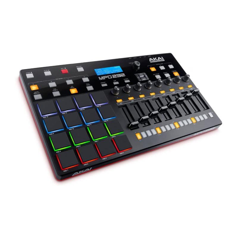 Akai MPD232 USB MIDI Pad Controller
