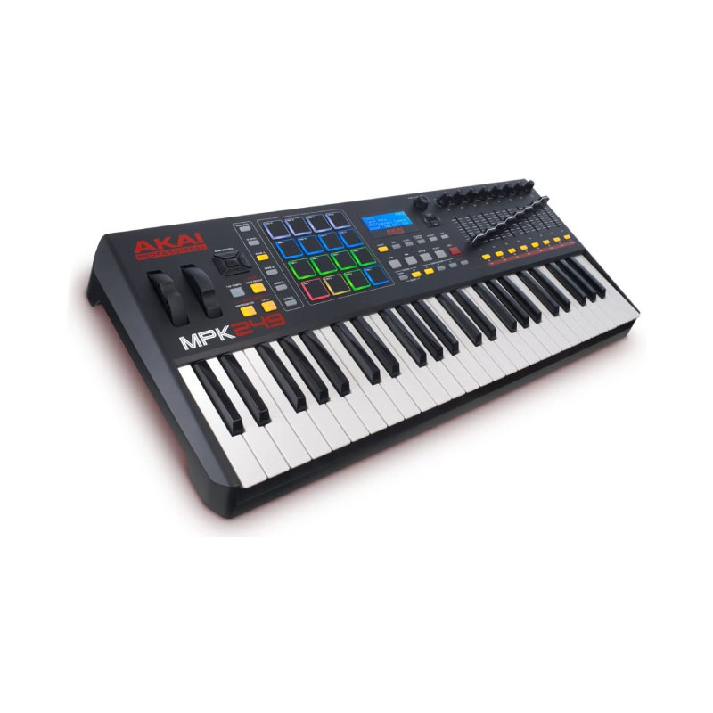 Akai MPK249 49-key Keyboard Controller