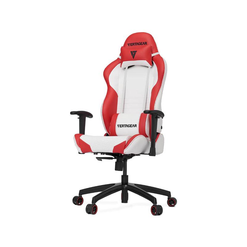 เก้าอี้เล่นเกม Vertagear SL2000 White Edition Gaming Chair