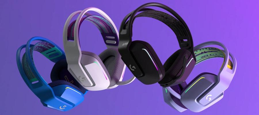 หูฟัง Logitech G733 Lightspeed Gaming Headphone คุณภาพ