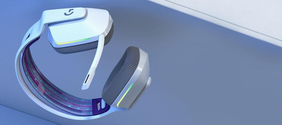 หูฟัง Logitech G733 Lightspeed Gaming Headphone เสียง