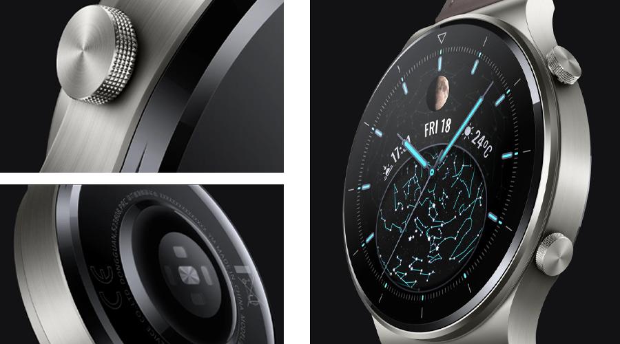Huawei Watch GT 2 Pro Sport Watch ซื้อ-ขาย
