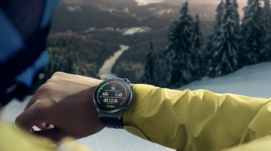 Huawei Watch GT 2 Pro Sport Watch ราคา