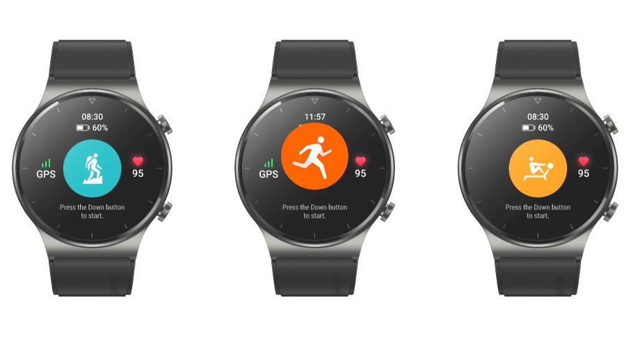 Huawei Watch GT 2 Pro Sport Watch คุ้มค่า