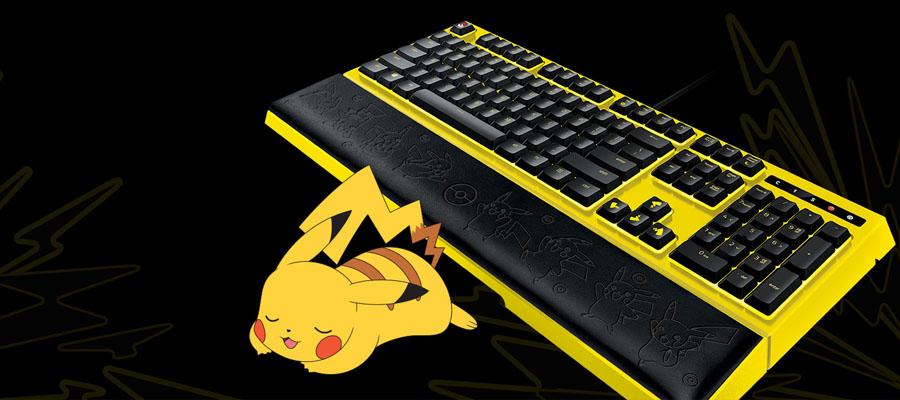 คีย์บอร์ด Razer Ornata Expert Pokemon Edition Gaming Keyboard ราคา