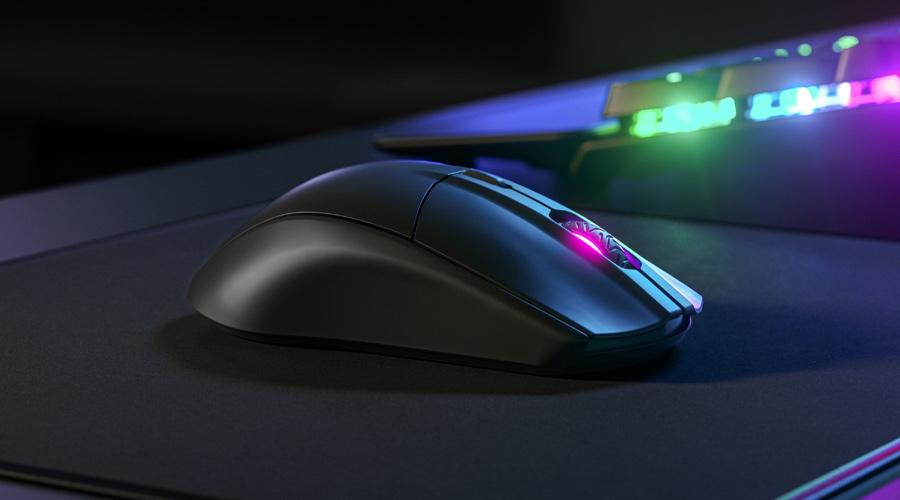 เมาส์ SteelSeries Rival 3 Wireless Gaming Mouse รีวิว