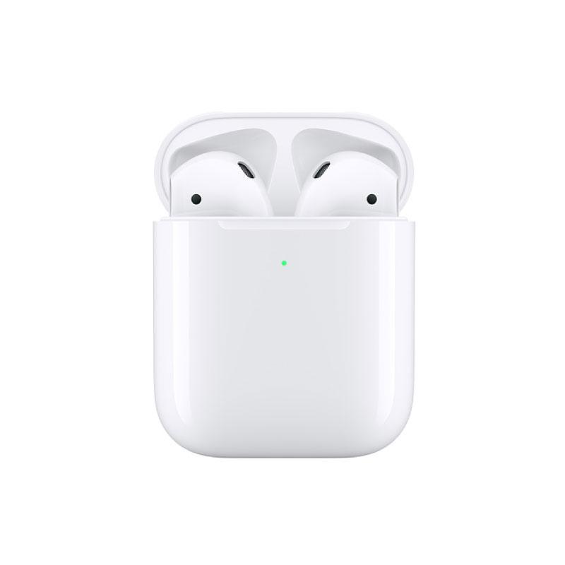 หูฟังไร้สาย Apple AirPods with Wireless Charging Case (2nd Generation)