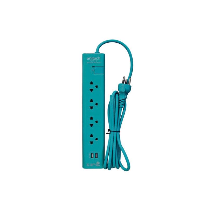 ปลั๊กไฟ Anitech H5134