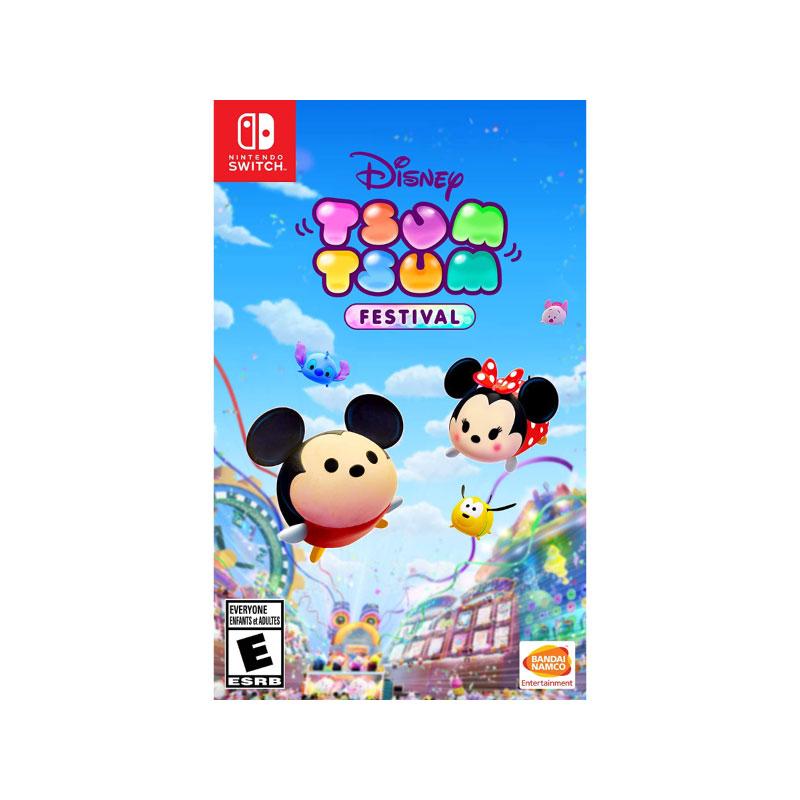 Nintendo DISNEY TSUM TSUM FESTIVAL (ASIA) Game Console