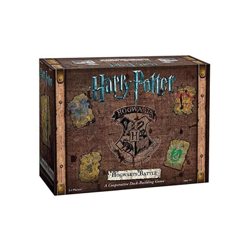 บอร์ดเกม Harry Potter Hogwarts Battle: A Cooperative Deck-Building Game