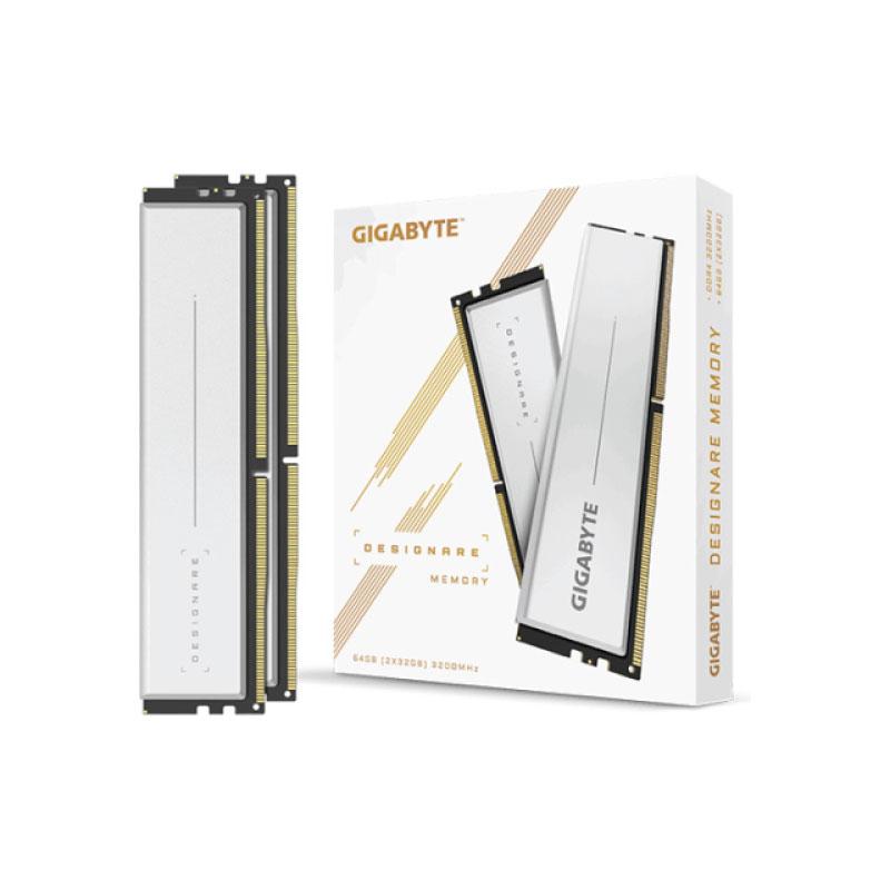 แรม Gigabyte Designare 64 GB 3200MHz Ram