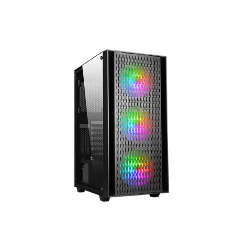 เคส Tsunami Galaxy G17 Ablaze+ RGB Computer Case