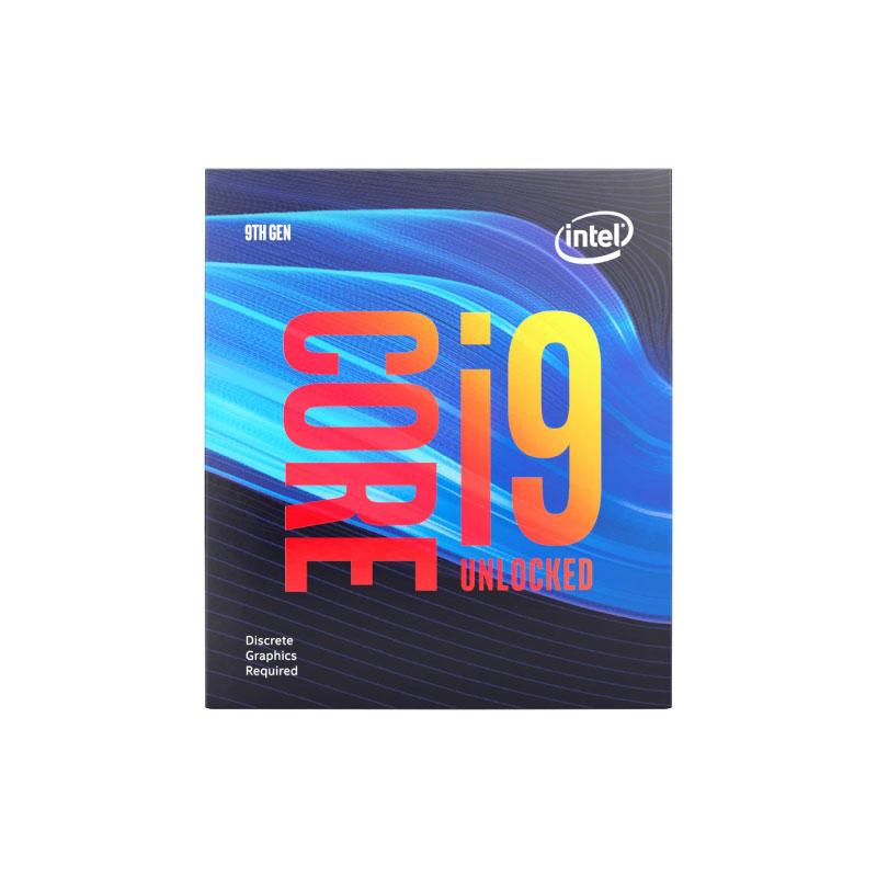 Intel 9th Gen i9-9900KF 3.60 GHz CPU