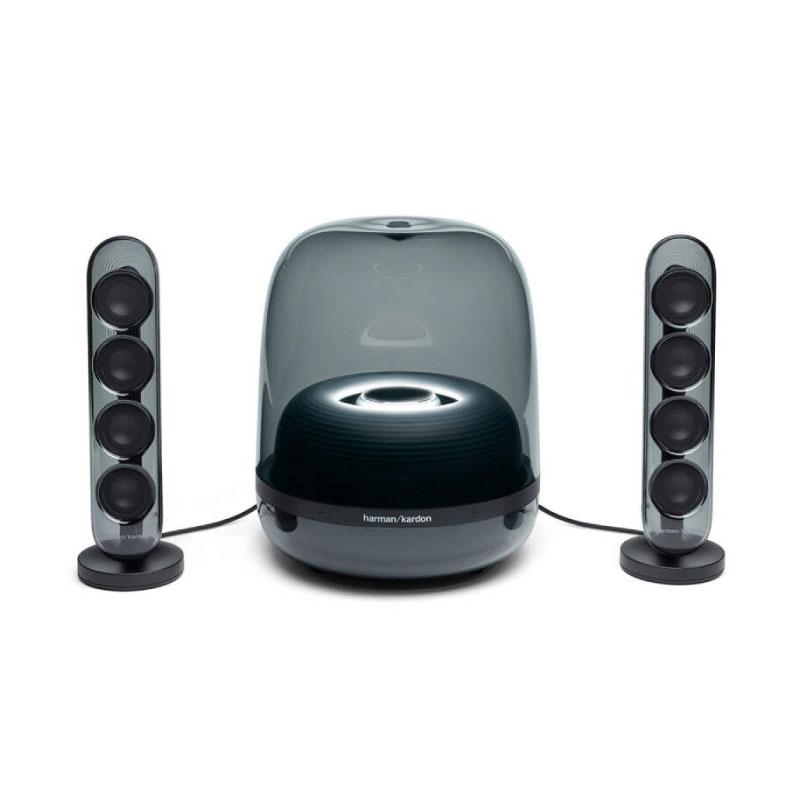 ลำโพง Harman Kardon SoundSticks 4 Wireless Speaker