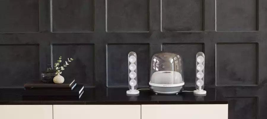 ลำโพง Harman Kardon SoundSticks 4 Wireless Speaker ราคา