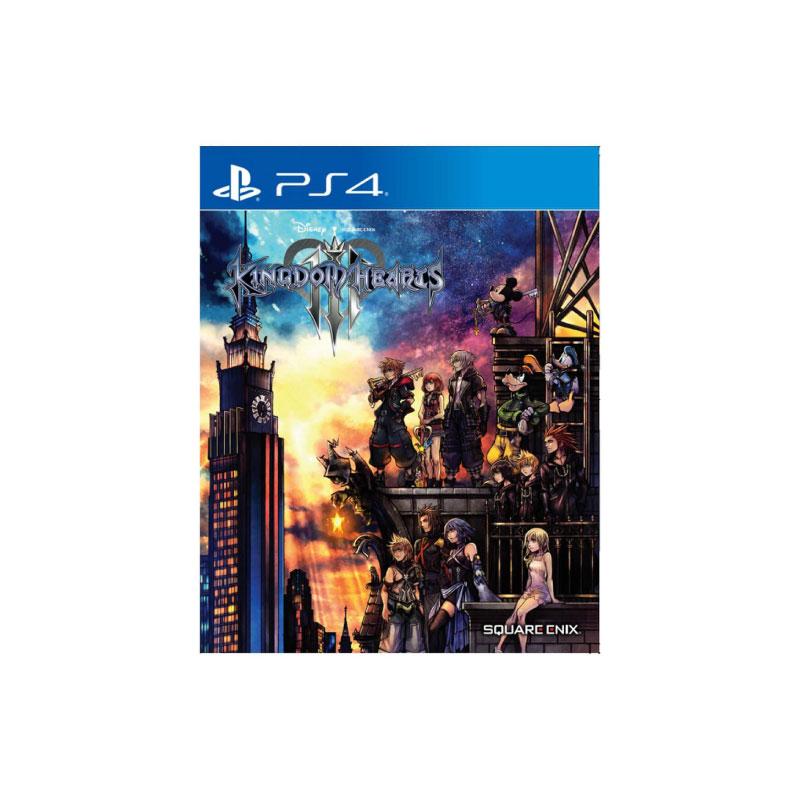 PS4 KINGDOM HEARTS III (ENGLISH SUBS) (ASIA) Game Console