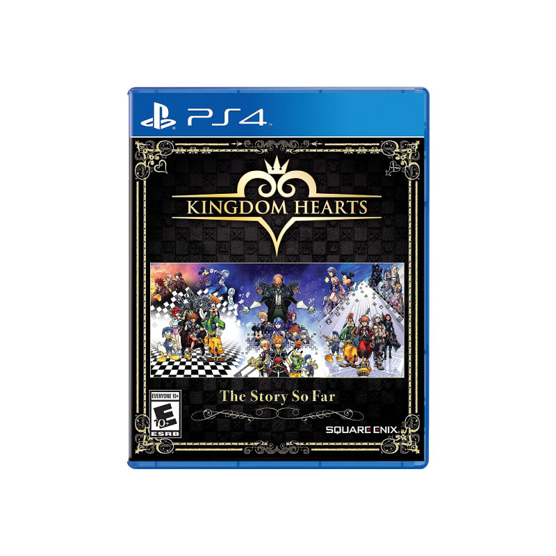 PS4 KINGDOM HEARTS: THE STORY SO FAR (US) Game Console