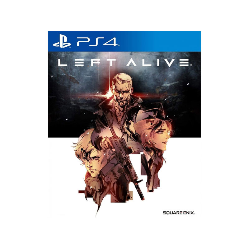 PS4 LEFT ALIVE (ASIA) Game Console
