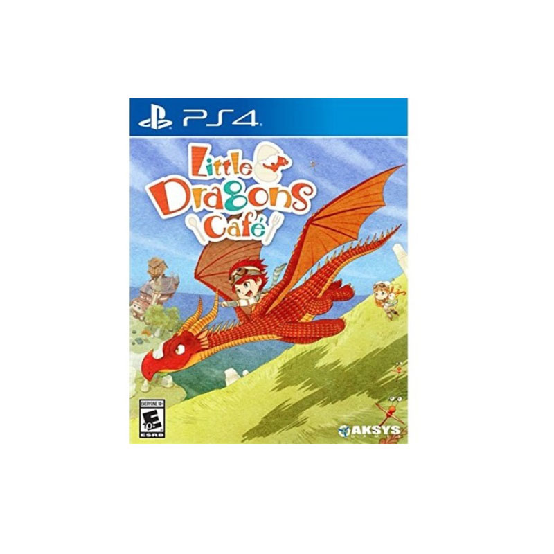 PS4 LITTLE DRAGONS CAFE (US) Game Console