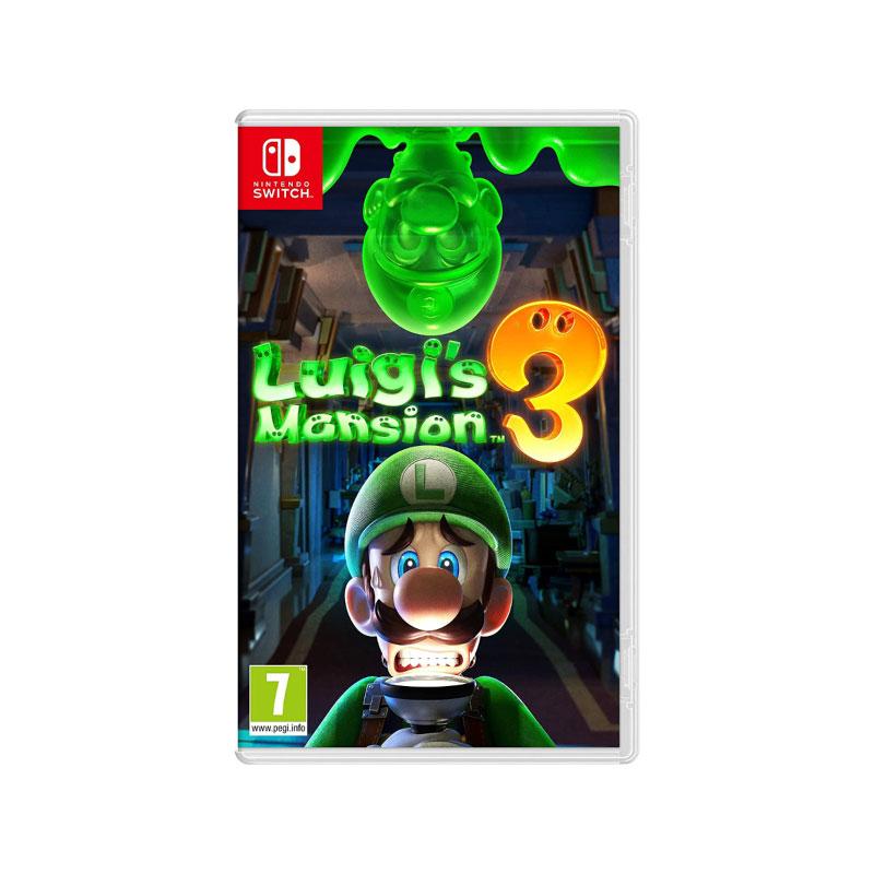 Nintendo LUIGI'S MANSION 3 (MDE) (US) Game Console
