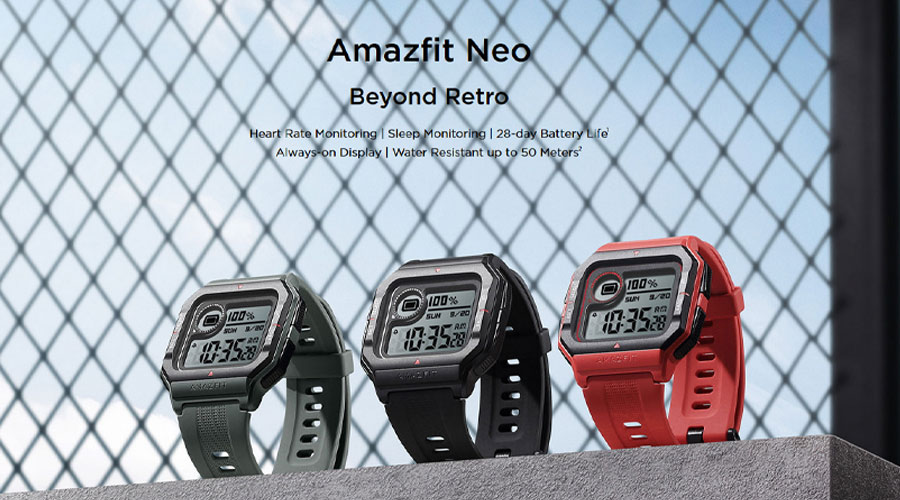 Amazfit Neo Smart Watch รีวิว