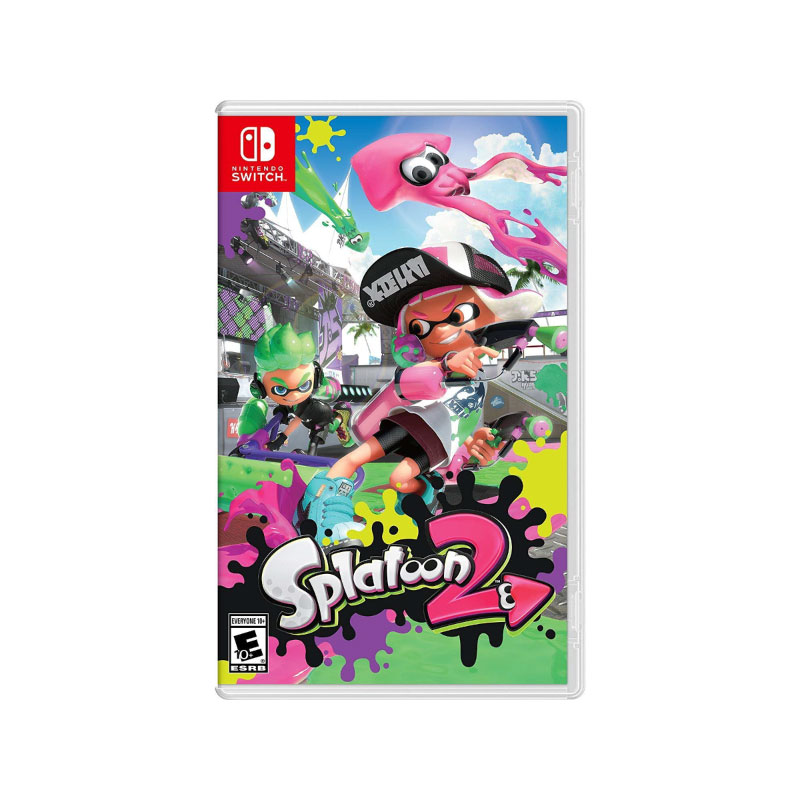 Nintendo SPLATOON 2 (US) Game Console