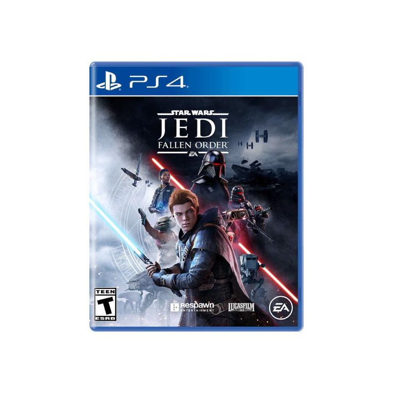 PS4 STAR WARS JEDI FALLEN ORDER (ASIA) Game Console