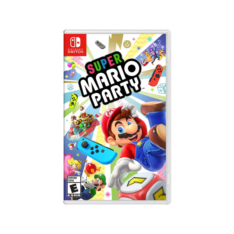 Nintendo SUPER MARIO PARTY (US) Game Console
