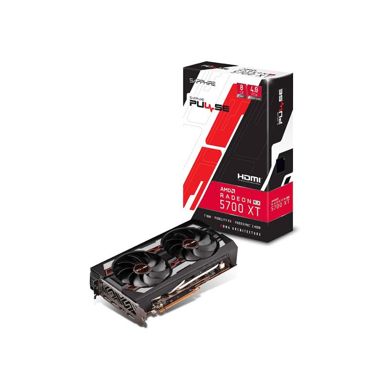 การ์ดจอ Sapphire Pulse Radeon RX 5700 XT 8GB GDDR6 VGA