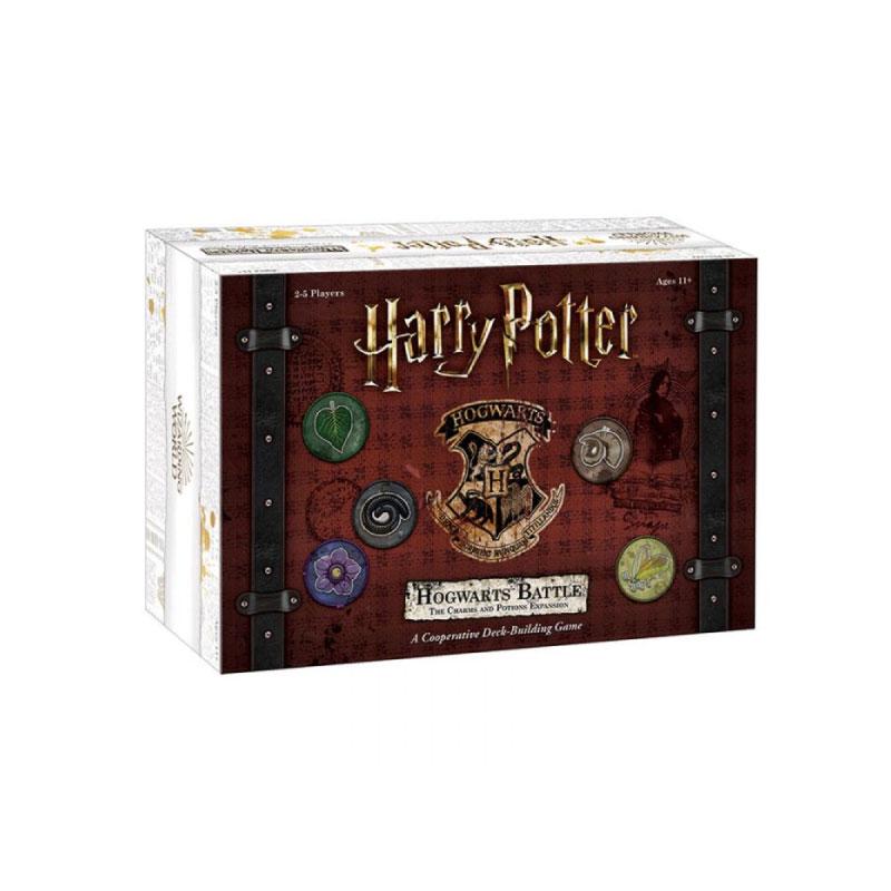บอร์ดเกม Harry Potter Hogwarts Battle: The Charms and Potions Expansion