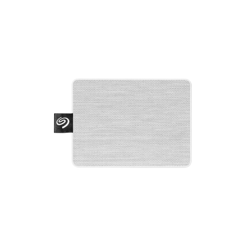 Seagate One Touch SSD White 500GB Solid State Drives