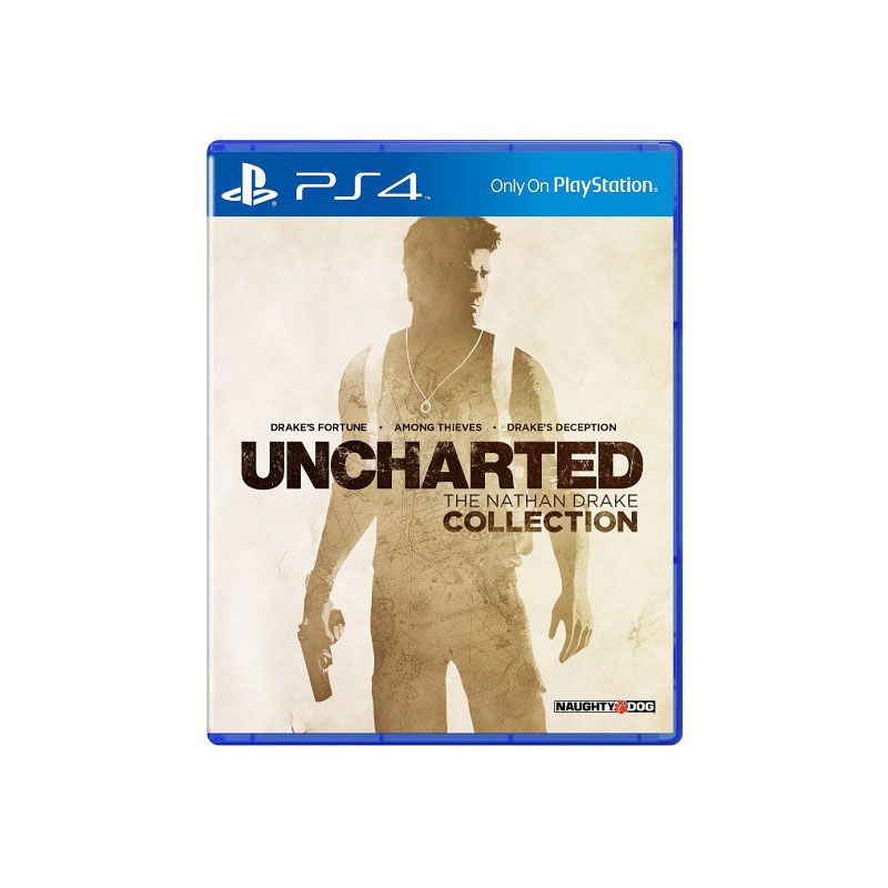 PS4 UNCHARTED: THE NATHAN DRAKE COLLECTION (CHINESE & ENGLISH SUB) (ASIA) Game Console