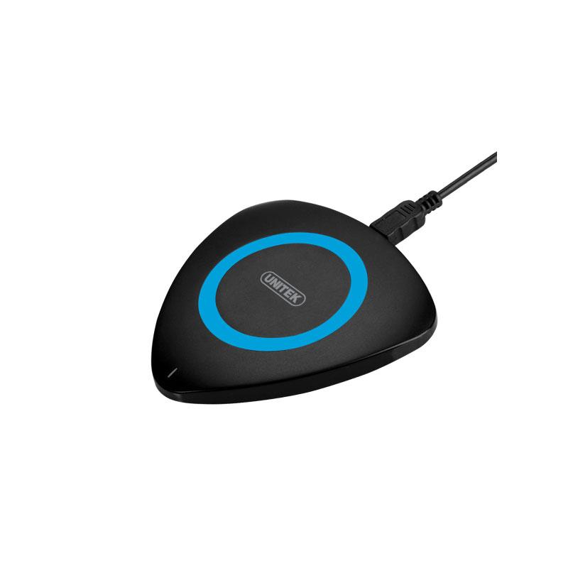 แท่นชาร์จ Unitek Fast Wireless ChargingPad M001ABK