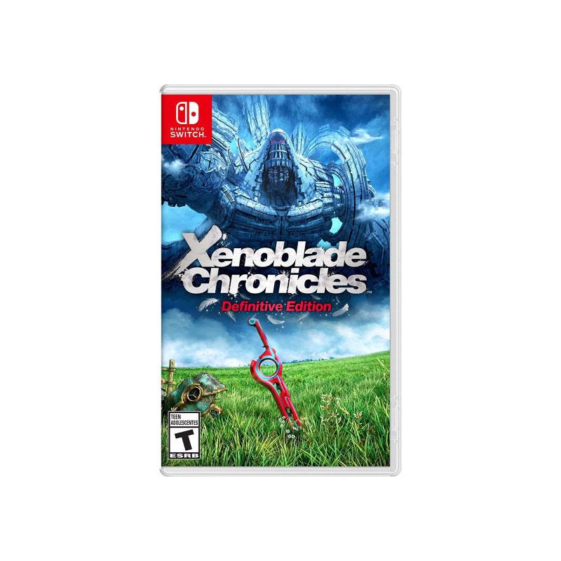 Nintendo XENOBLADE CHRONICLES: DEFINITIVE EDITION (US) Game Console